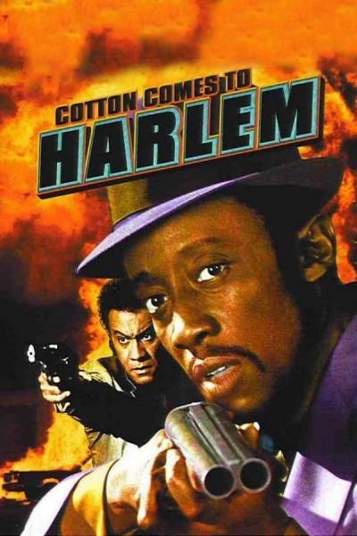 Caratula, cartel, poster o portada de Cotton Comes to Harlem