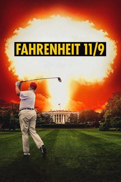 Caratula, cartel, poster o portada de Fahrenheit 11/9
