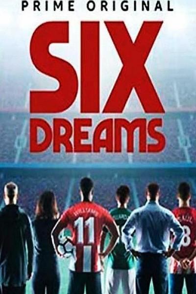 Caratula, cartel, poster o portada de Six Dreams