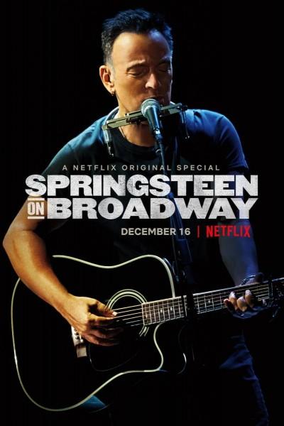 Caratula, cartel, poster o portada de Springsteen on Broadway