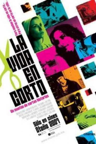 Caratula, cartel, poster o portada de La vida en corto Vol. 1