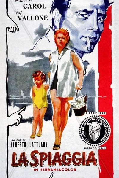 Caratula, cartel, poster o portada de La playa (Redención de una mujer)