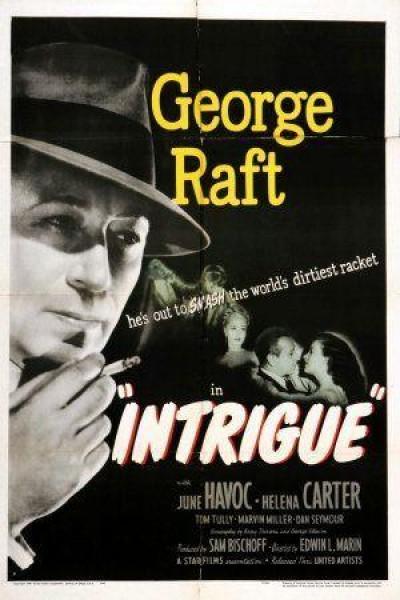 Caratula, cartel, poster o portada de Intrigue