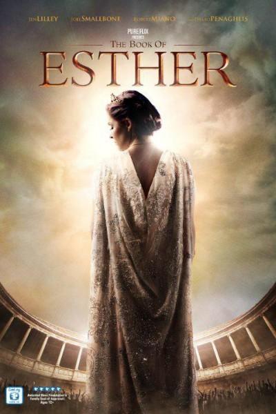Caratula, cartel, poster o portada de El libro de Esther
