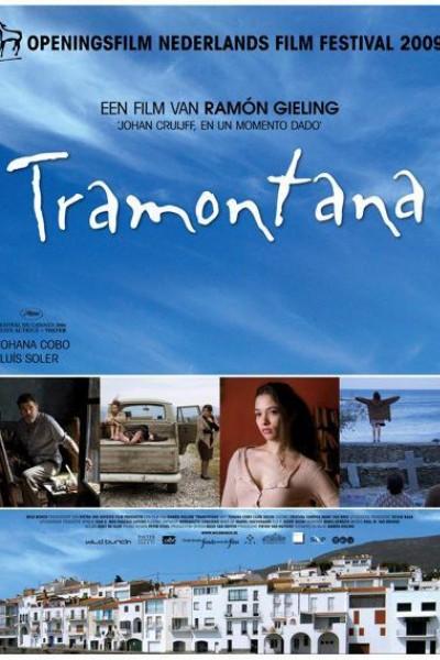 Caratula, cartel, poster o portada de Tramontana