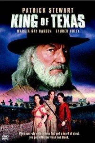 Caratula, cartel, poster o portada de El rey de Texas