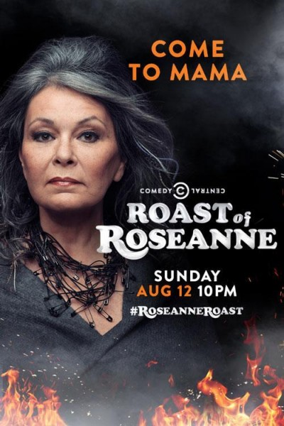 Caratula, cartel, poster o portada de Comedy Central Roast of Roseanne