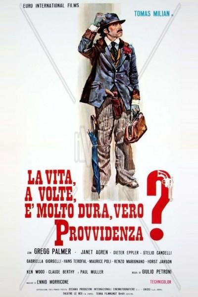 Caratula, cartel, poster o portada de Ya le llaman Providencia