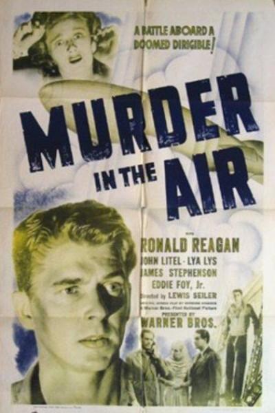Caratula, cartel, poster o portada de Murder in the Air