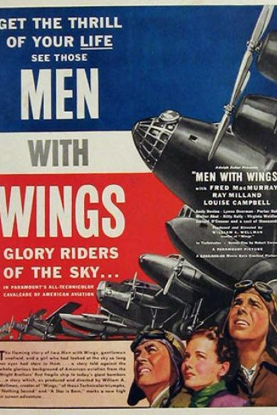 Caratula, cartel, poster o portada de Men with Wings
