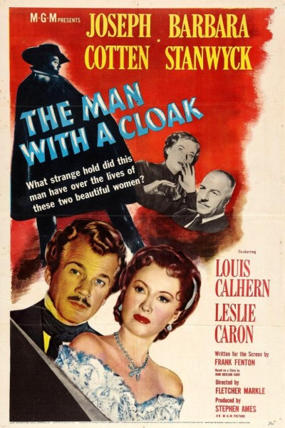 Caratula, cartel, poster o portada de The Man with a Cloak