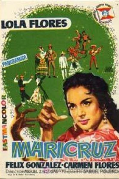 Caratula, cartel, poster o portada de Maricruz (Sueños de oro)