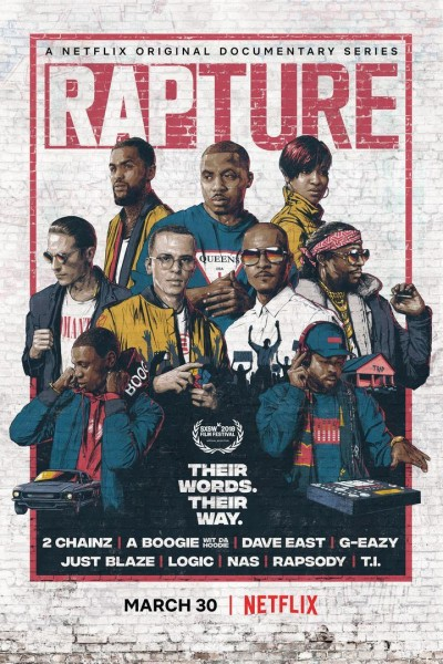 Caratula, cartel, poster o portada de Rapture