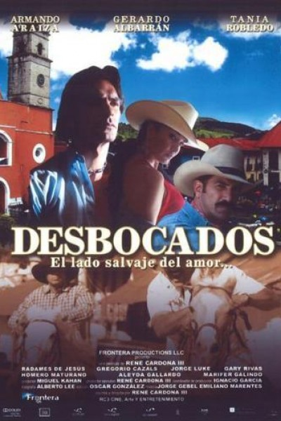 Caratula, cartel, poster o portada de Desbocados