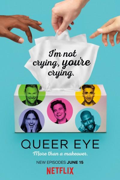 Caratula, cartel, poster o portada de Queer Eye
