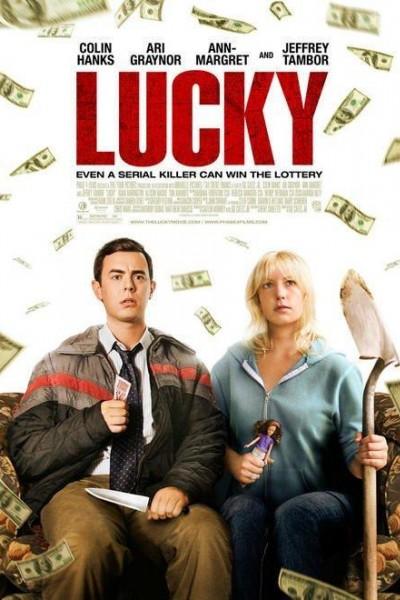 Caratula, cartel, poster o portada de Lucky