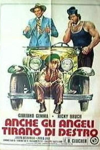 Caratula, cartel, poster o portada de El contragolpe