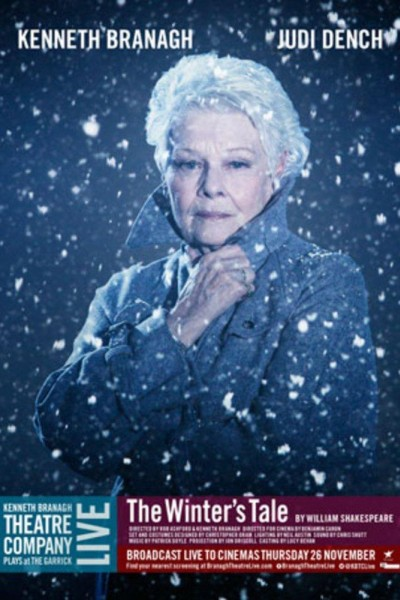 Caratula, cartel, poster o portada de Branagh Theatre Live: The Winter\'s Tale