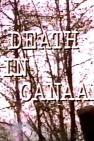 Caratula, cartel, poster o portada de A Death in Canaan