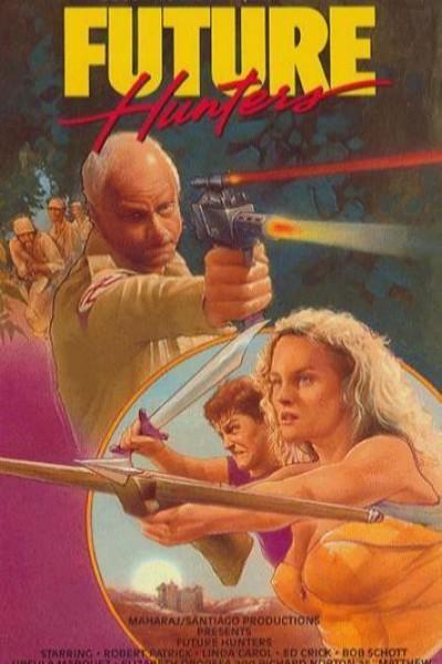 Caratula, cartel, poster o portada de Cazadores del futuro