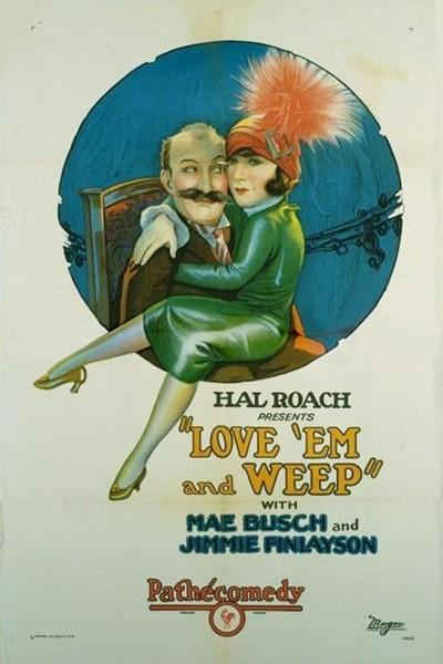 Caratula, cartel, poster o portada de Love \'Em and Weep