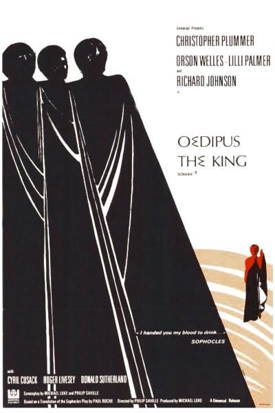 Caratula, cartel, poster o portada de Oedipus the King