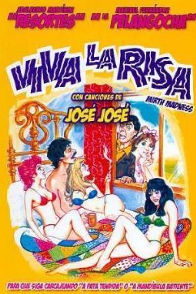 Caratula, cartel, poster o portada de Viva la risa