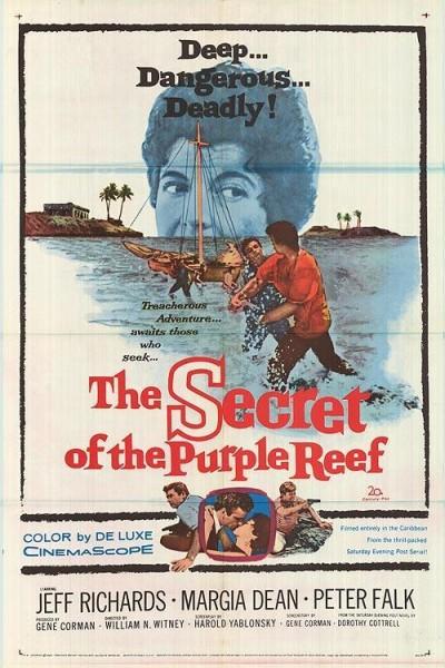 Caratula, cartel, poster o portada de The Secret of the Purple Reef