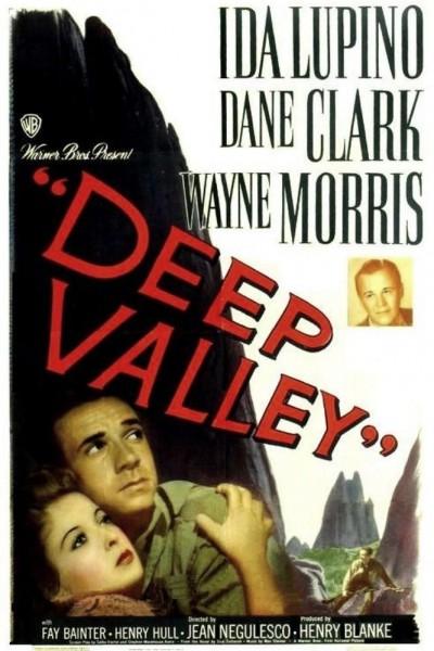 Caratula, cartel, poster o portada de Deep Valley