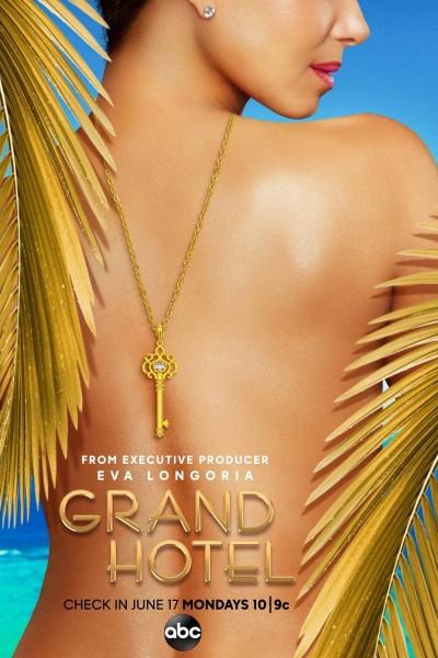 Caratula, cartel, poster o portada de Grand Hotel