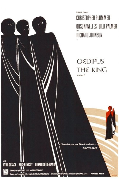 Caratula, cartel, poster o portada de Oedipus the King