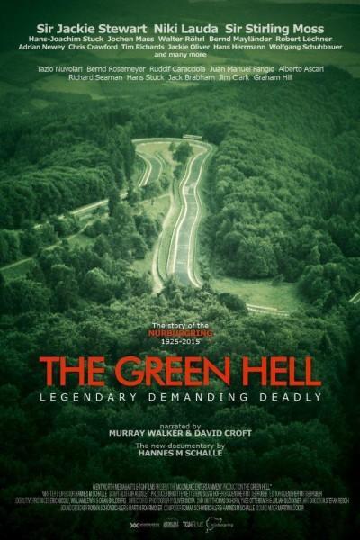 Caratula, cartel, poster o portada de The Green Hell