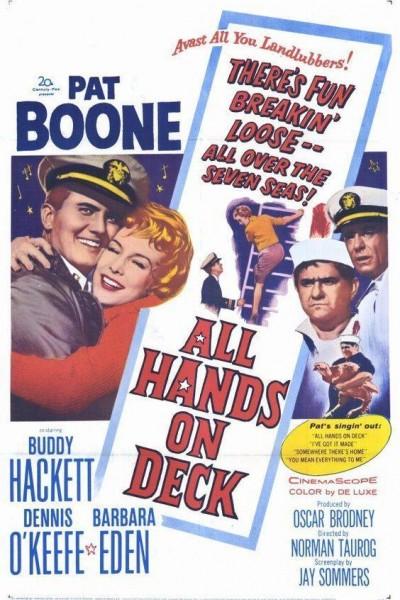 Caratula, cartel, poster o portada de All Hands on Deck