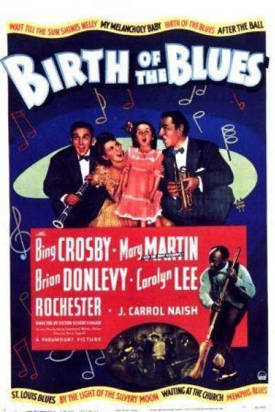 Caratula, cartel, poster o portada de Birth of the Blues