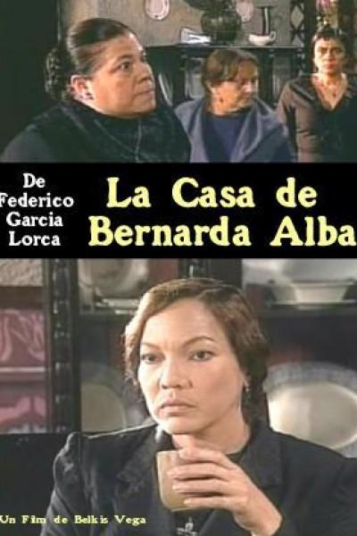 Caratula, cartel, poster o portada de La casa de Bernarda Alba