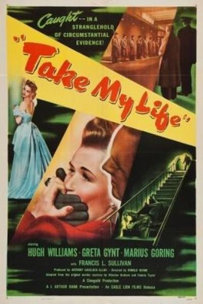 Caratula, cartel, poster o portada de Take My Life