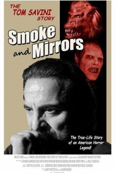 Caratula, cartel, poster o portada de Smoke and Mirrors: The Story of Tom Savini