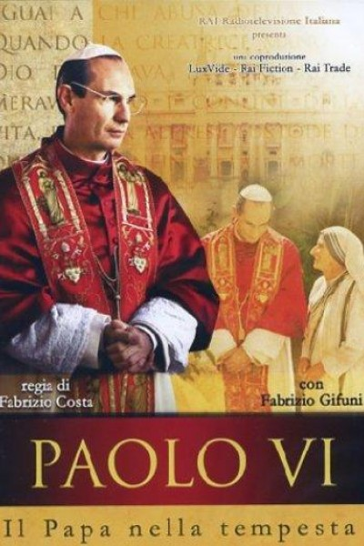 Caratula, cartel, poster o portada de Pablo VI, un Papa en la tempestad
