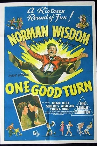 Caratula, cartel, poster o portada de Norman, corazón de oro