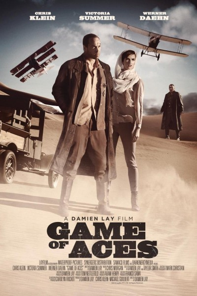 Caratula, cartel, poster o portada de Game of Aces