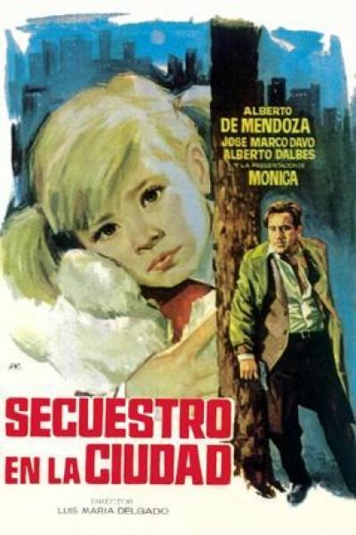 Caratula, cartel, poster o portada de Secuestro en la ciudad