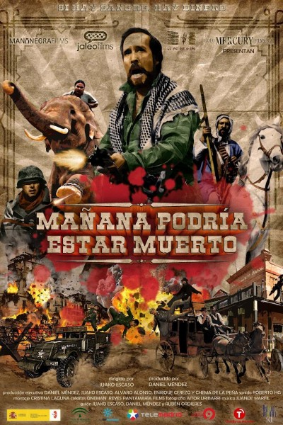 Caratula, cartel, poster o portada de Mañana podría estar muerto