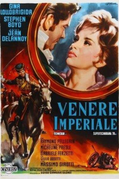 Caratula, cartel, poster o portada de Venus imperial