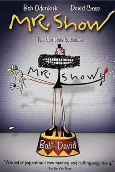 Caratula, cartel, poster o portada de Mr. Show with Bob and David