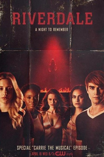 Caratula, cartel, poster o portada de Riverdale Special: Carrie The Musical
