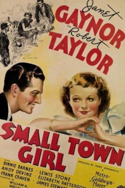 Caratula, cartel, poster o portada de Una chica de provincias