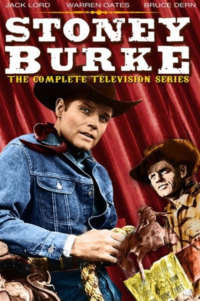 Caratula, cartel, poster o portada de Stoney Burke