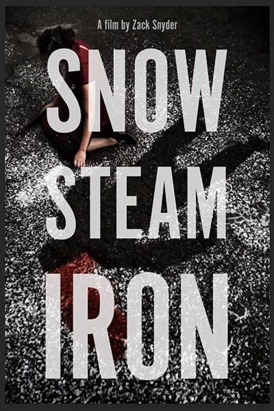 Caratula, cartel, poster o portada de Snow Steam Iron