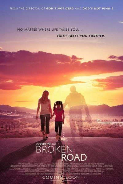Caratula, cartel, poster o portada de God Bless the Broken Road