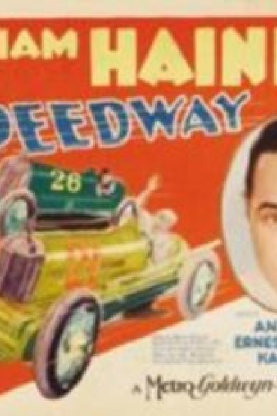 Caratula, cartel, poster o portada de Speedway